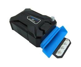 Effectieve universele Laptop koeler USB Notebook koelventilator raditator pad Voor PC Base Computer Cooling Pad Versterken Editie <br />  Rii