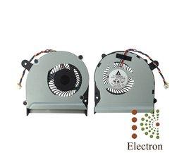Cpu koelventilator koeler voor asus f502 f502c f502ca x502 X502C X502CA S400 S400C S400CA S500 S500C S500CA X402 X402C X402CA <br />  RZCONNE