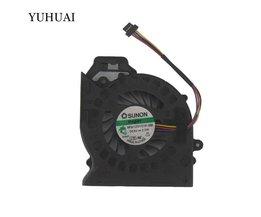 CPU FAN Voor HP Pavilion DV6 DV6-6000 DV6-6050 DV6-6090 DV6-6100 DV7-6000 Cooler Fan P/N: MF60120V1-C181-S9A <br />  SILVER LINK