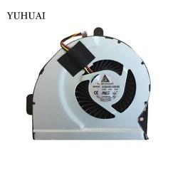 MyXL Cpu Koelventilator Voor ASUS K53E K53S K53SC K53SD K53SJ K53SK K53SM K53SV K84 Borstelloze Cpu Cooler Radiatoren Laptop <br />  SILVER LINK