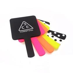 MyXL Mini-Handvat Spiegel Mode Draagbare Pocket Make Spiegel Speciale Geschenkdoos <br />  MyXL