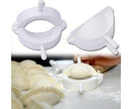 3 Stks Plastic Deeg Bol Pie Ravioli Maken Mould Keuken Praktische Tools <br />  Aihogard