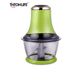 TintonLife Elektrische Automatische Vleesmolen Huishoudelijke Mincer <br />  TINTON LIFE