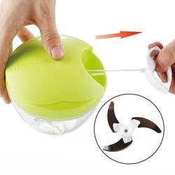 MyXL Multifunctionele Pull-cord Groente Chopper Hand Speedy Voedsel Gehakte Shredders Fruit Cutter Slicer Keuken Gadgets Accessoires <br />  <br />  MyXL