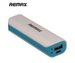 power bank 2600 mah mini draagbare oplader batterij backup pack usb-uitgang interface powerbank voor smartphones muziekspelers <br />  Remax