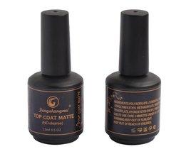 Fengshangmei 15 ml matte top coat voor nail gel matte nagellak <br />  fengshangmei