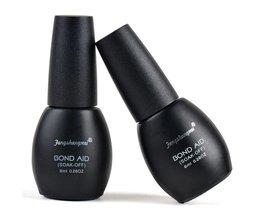 Fengshangmei Losweken Nail Primer Professionele Base Coat Nail Foundation 8 ml <br />  fengshangmei