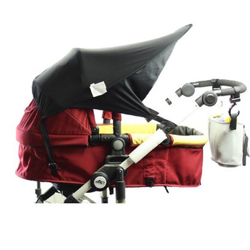 Kinderwagen zonnescherm Luifel Cover Voor kinderwagens en autostoel buggy kinderwagen Kinderwagen Au