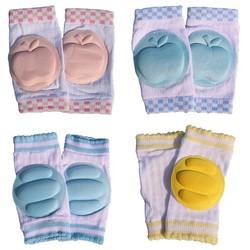 MyXL Harnassen riemen baby kneepad comfortabele katoenen mesh ademend spons kinderen kruipen leren lopen kniebeschermers summer <br />  MyXL