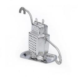 MyXL Rvs Robot Thee-ei En Lekbak Keuken Accessoires <br />  Kitstorm