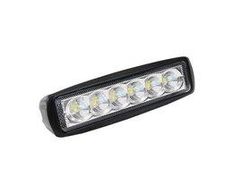 18W Flood LED Light Work Bar Lamp Driving Fog Offroad SUV 4WD Car Boat Truck <br />  Cherk