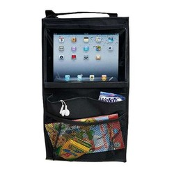 MyXL Bijgewerkt Auto Back Seat Organizer Holder Multi-Pocket Travel Opslag Opknoping Tas Voor iPad 2/3/4/Air Pro <br />  FIRSTPLUS