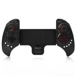 MyXL PG 9023 PG9023 Bluetooth Game Controller Gamepad Voor Smartphone iOS Android ipad PC Stretch Joystick met Stand Telescopische <br />  iPEGA