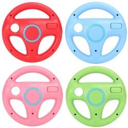 MyXL 1 Stks Game Racing Stuurwiel Controller Voor Nintendo Wii Racing Game Controlle Voor Mario Kart Afstandsbediening 4 kleuren <br />  ShirLin