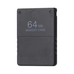MyXL Zwart 64 MB 64 M Geheugenkaart Spel Opslaan Saver Data Stick Module voor Sony PS2 PS voor Playstation 2 <br />  alloet