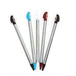 MyXL 5 stks Kleuren Metalen Intrekbare Stylus Touch Pen Voor Nintendo 3DS XL N3DS LL ONSCollectie <br />  ALLOYSEED