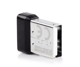Fornorm 6 Kanaals Unifying Draadloze Dongle USB Ontvanger Dongle Voor Logitech Draadloze Muis Toetsenbord M215, M510, M525, M305, M310 etc <br />  FORNORM
