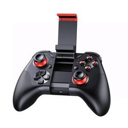 MyXL Mocute 054 Bluetooth Gamepad Crystal Knop Android Joystick PC Draadloze Afstandsbediening Game Pad voor Smartphone voor VR TV BOX <br />  MOCUTE