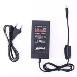 MyXL Voeding Adapter Vervanging AC 100 ~ 240 V DC 8.5 V 5.6A Kabel Console Charger voor Sony Playstation2 PS2 70000 EU Plug <br />  ALLOYSEED