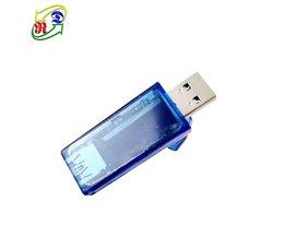 USB 3.0 OLED Uitgebreide Tester 5 bit huidige 4 bit voltage voltmeter amperemeter power capaciteit voor charger power bank <br />  RD