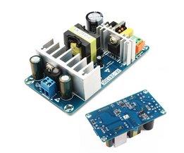 1 st Elektronica Voeding Module AC 100-240 V DC 24 V 4A 6A Switching Modules AC-DC 106x57mm <br />  Mayitr