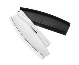 Top Selling Speciale Aanbieding Zwart/Wit Kleur Verticale Stand Dock Base Sony Playstation 3 Slim Console Voor PS3 2000 serie <br />  ShirLin