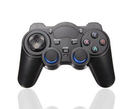 2.4 GHz Draadloze Game Gamepad Joystick Voor Android TV Box PC GPD XDw/OTG Converter Computer Game Controllers <br />  ShirLin