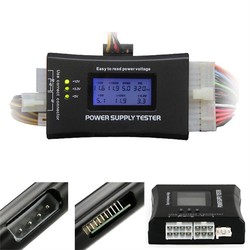 MyXL Voeding Tester voor LCD Computer Voeding Diagnostic Tester PC-voeding/ATX/BTX/ITX Compatibel  <br />  <br />  Dpower