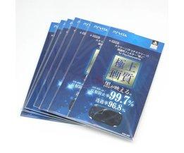 10 Stks/partij Full Body Screen Protector Voor + Back Film Voor PS Playstation Vita PSVita PSV1000 Case <br />  Game Town