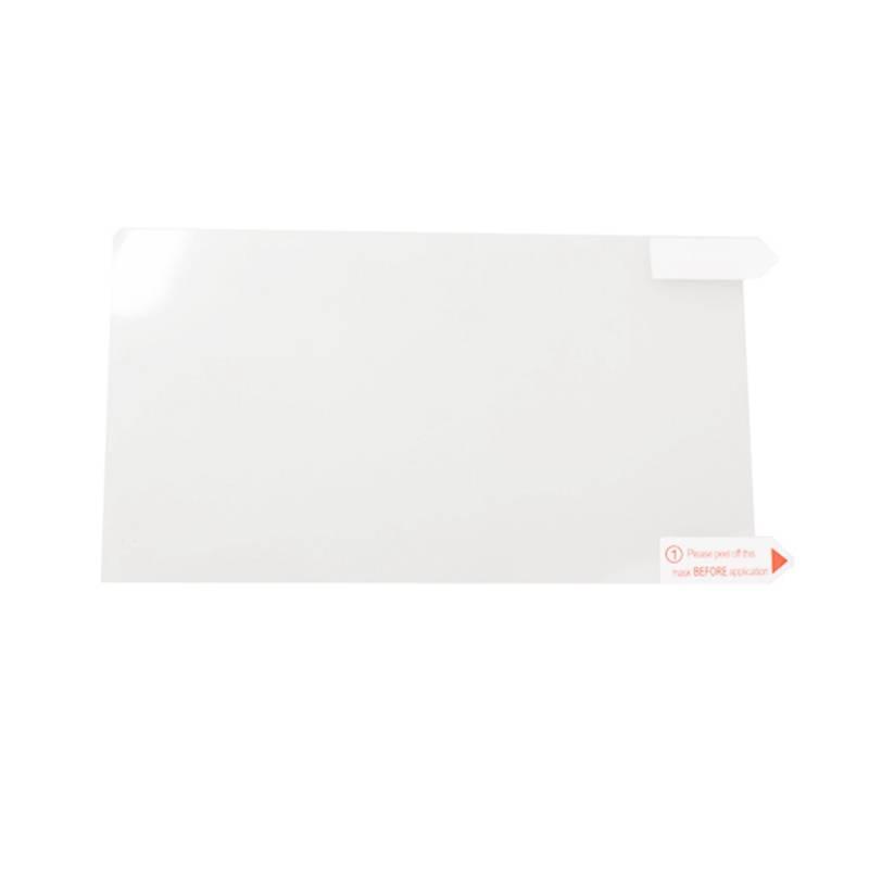 Anti-Glare LCD-SCHERM Clear Beschermfolie Protector Beschermhoes voor Nintend o Wii U Gamepad  ALLOY