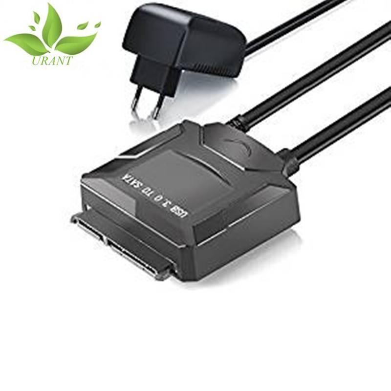 Sata Adapter Kabel USB 3.0 naar Sata Converter 2.5 3.5 inch Super Speed Harde Schijf voor HDD SSD US