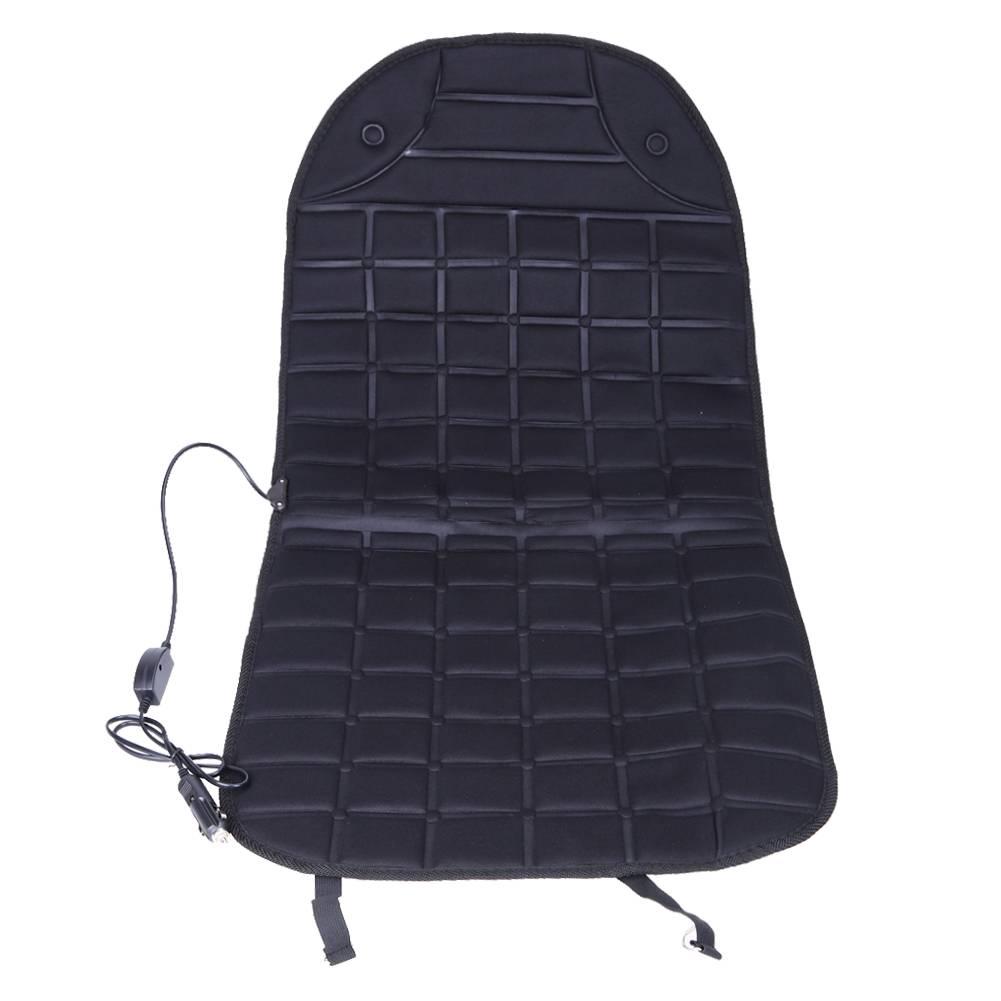 Warm Autostoel Kussenhoezen Koude Dagen Verwarmde Seat Cover Auto 12 V Seat Heater Verwarming Pad Au