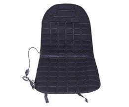 Warm Autostoel Kussenhoezen Koude Dagen Verwarmde Seat Cover Auto 12 V Seat Heater Verwarming Pad Auto levert <br />  daikin ants