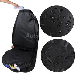 MyXL Premium Waterdichte Emmer Seat Cover (1 Stuk) Universal Fit voor meeste Cars Suvs Zwarte Autostoel Protector <br />  AUTOYOUTH