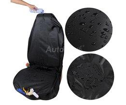 Premium Waterdichte Emmer Seat Cover (1 Stuk) Universal Fit voor meeste Cars Suvs Zwarte Autostoel Protector <br />  AUTOYOUTH
