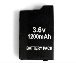 Game accessoires voor Een PSP Batterij + Een PSP Reizen Draagtas, Case Tas Voor Alle SONY PSP-2000, 3000 <br />  BLACK HORNS