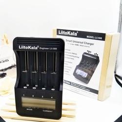 MyXL NOVA LiitoKala lii-500 LCD 3.7 V/1.2 V 186650/26640/1634/14500/10440/18500 LiitoKala Carregador DE bateria 100% originele DE f <br />  liitokala