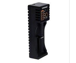 HK LiitoKala Lii-100 B 18650 Carregador DE Bateria Para 266650 16340 CR123 LiFePO4 1.2 V mh Ni-Cd Bateria Rechareable (na <br />  liitokala