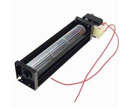 1 Peice Hoge Luchtstroom Crossflow Ventilatie 12 W 0.1 AC 200 V Cross Flow Ventilator <br />  MyXL