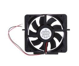DC7V Interne Koelventilator Mini Borstelloze Console Cooler Fan voor Sony PS2 PlayStation PS2 50000/30000 <br />  VODOOL