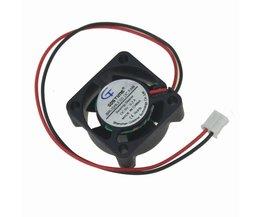 Gdstime 5 stks/partij Micro 2 P 2510 25x10mm 2510 s 25mm 5 V DC Borstelloze Cooling Fan Koeler <br />  gdstime