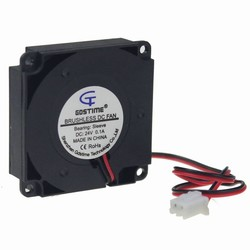 MyXL 2 STKS Gdstime Voor 3D Printer Onderdelen 40mm x 40mm x 10mm 4 cm 24 V 4010 40mm DC Cooling Turbo Ventilator <br />  MyXL