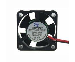 20 STKS Gdstime 2Pin 12 V 3010 S 30x30x10mm 30mm Kleine Borstelloze DC Cooler koelventilator <br />  gdstime