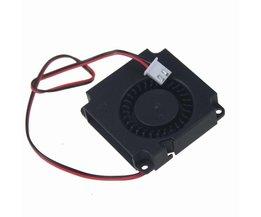 10 stks Gdstime 12 V 4 cm 40mm x 40mm x 10mm 4010 Hoge Snelheid Turbo Borstelloze Blower Cooling DC Fan <br />  gdstime