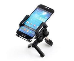 Collectie 360 Auto Air Vent Mount Cradle Holder Stand Voor Mobiele Smart Mobiele Telefoon GPS& groothandel <br />  OXA