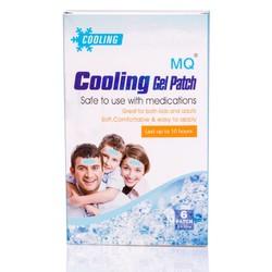 MyXL 12 Stuks/2 Dozen Chinese Cooling Koorts Gips voor Baby Kinderen Temperatuur Ice Instant Cooling Gel Patch Body Massager <br />  MQ