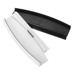 MyXL Speciale Aanbieding Zwart/Wit Kleur Verticale Stand Dock Base Voor Sony Playstation 3 Slim Console Voor PS3 2000 Serie <br />  ShirLin