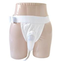 MyXL In bed na urinewegen orgel tussen mannelijke en vrouwelijke ouderen urine-incontinentie urinoirs met urine zak, zachte siliconen oude man <br />  Shawphy