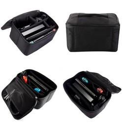 MyXL Grote Big Reizen Bag Voor Nintend Schakelaar Beschermende Opslag Box Draagtas Hand tas voor Nintendo Console NS NX Pack <br />  PECKHAMRYE