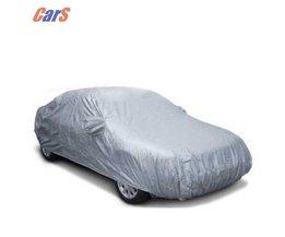 Duurzaam Autohoezen Auto Zonnescherm Zonneplek stofbeschermde Regen Resistente Beschermhoes 450*175*150 cm Auto Styling <br />  VODOOL